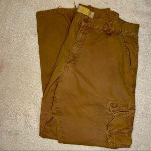 Men's Wrangler Regular Taper Stretch Cargo Pants